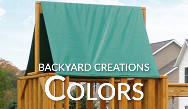 Backyard Creations Colors