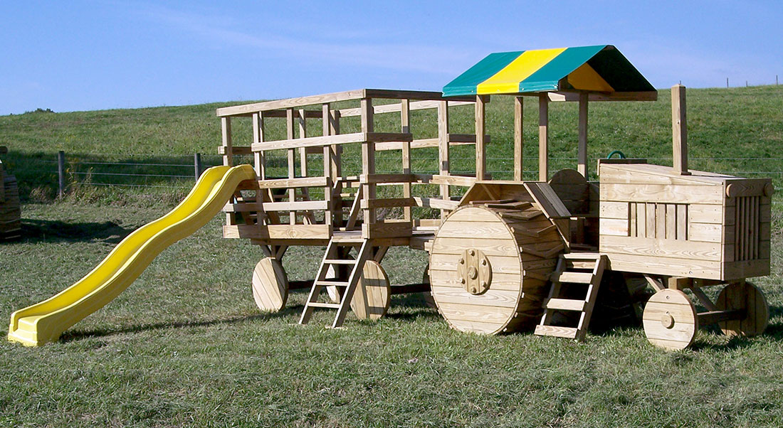 Backyard Creations Play Sets