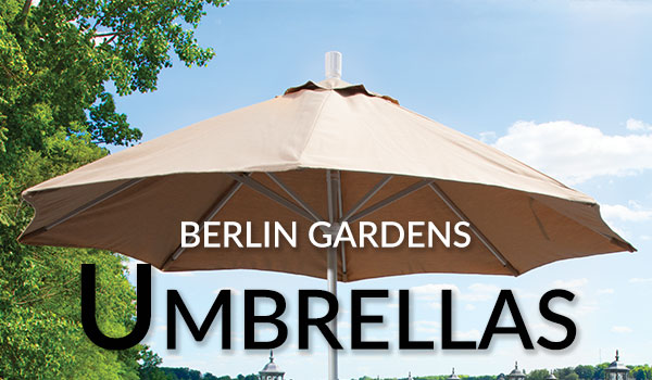 Berlin Gardens Umbrellas