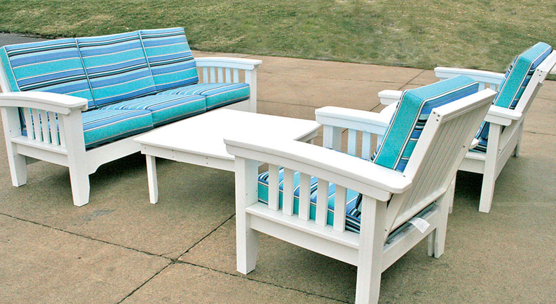 Deep Seating by DEK Lawn Furniture