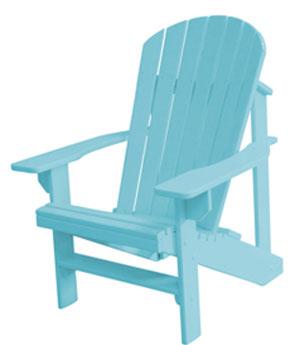 Hershey Way Color: Caribbean Blue