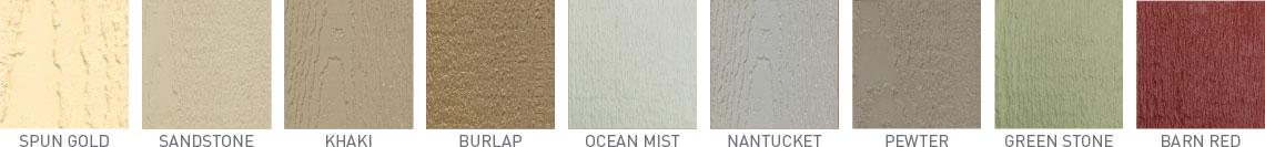 Standard paints