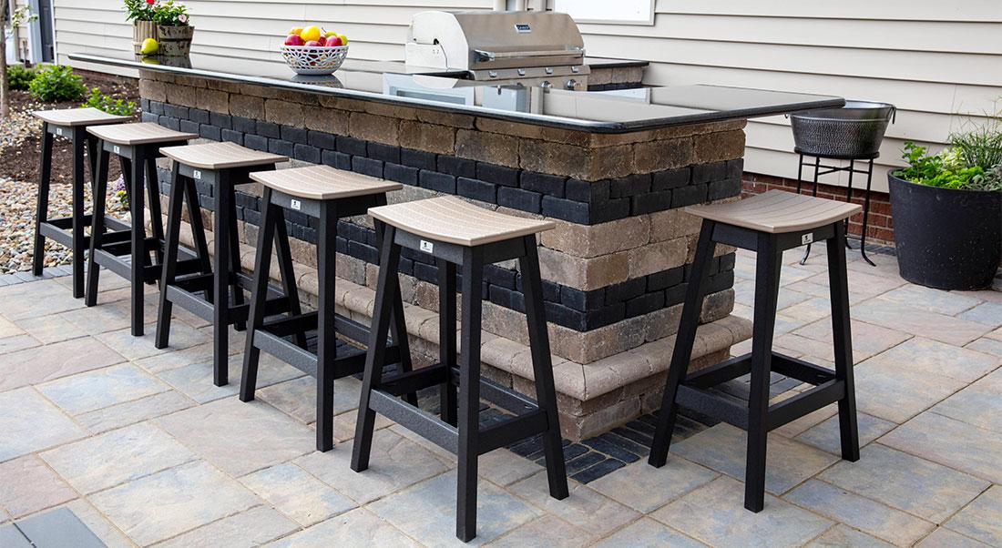 Bars Amp Buffets Kauffman Lawn Furniture