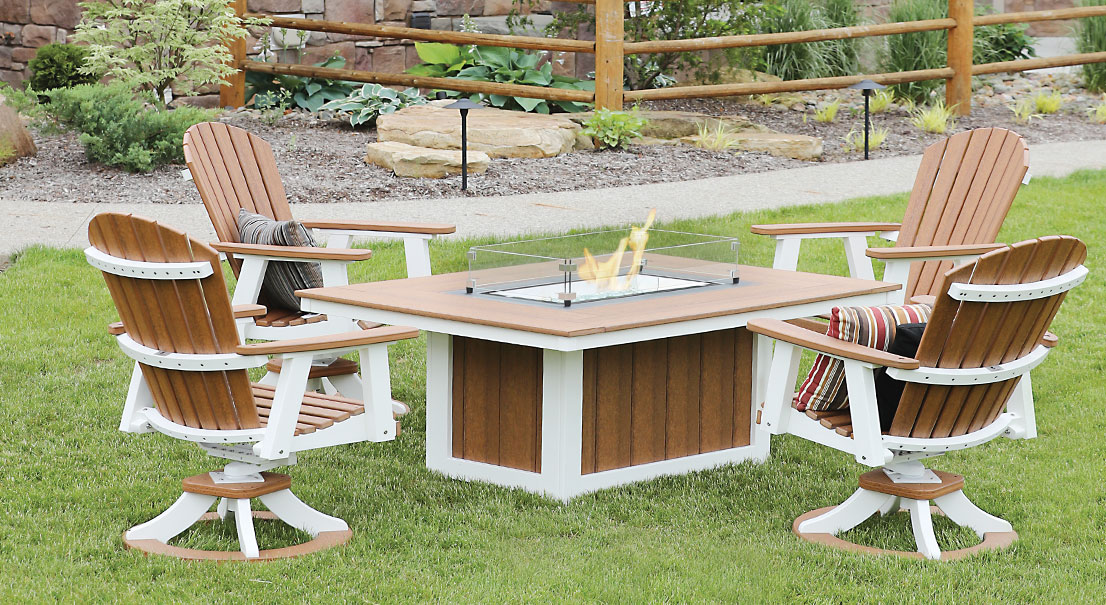 Donoma Fire Pit Collection