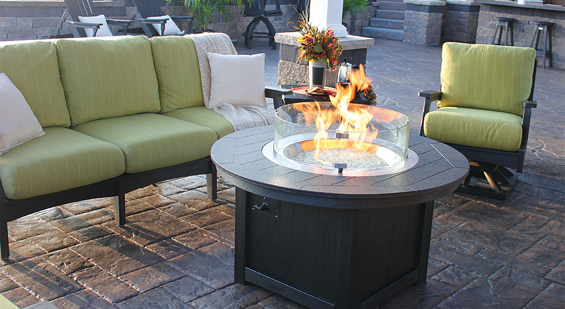 Donoma Fire Pits & Tables Collection by Berlin Gardens
