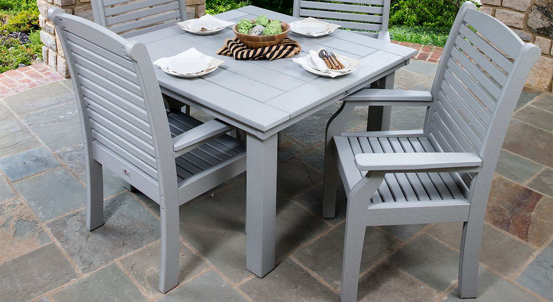 Outdoor Furniture Tables Homestead Kauffman Lawn