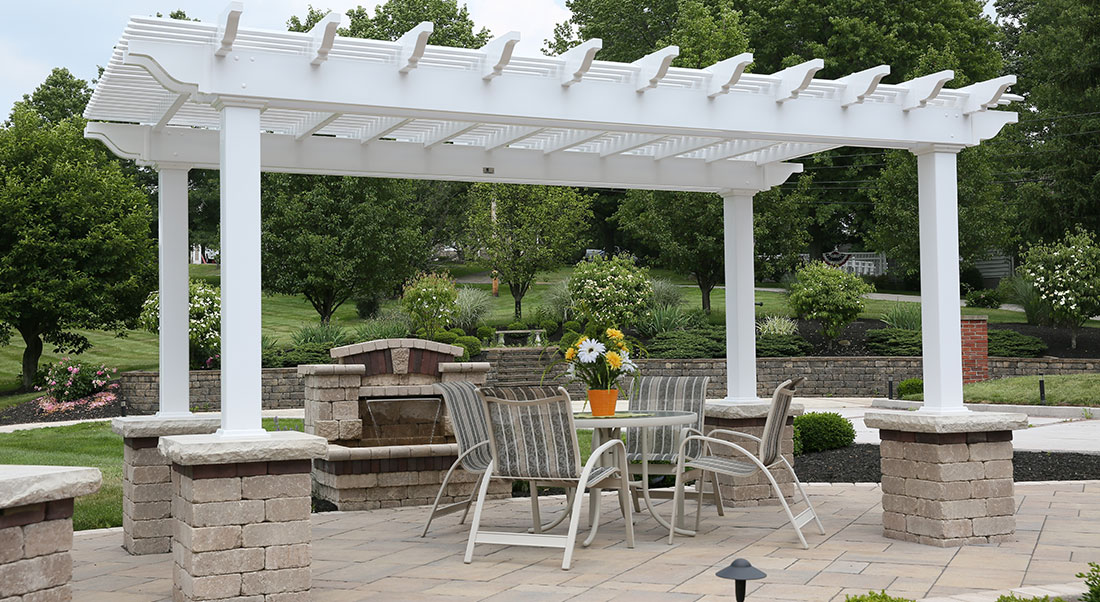 Pergolas by Berlin Gardens
