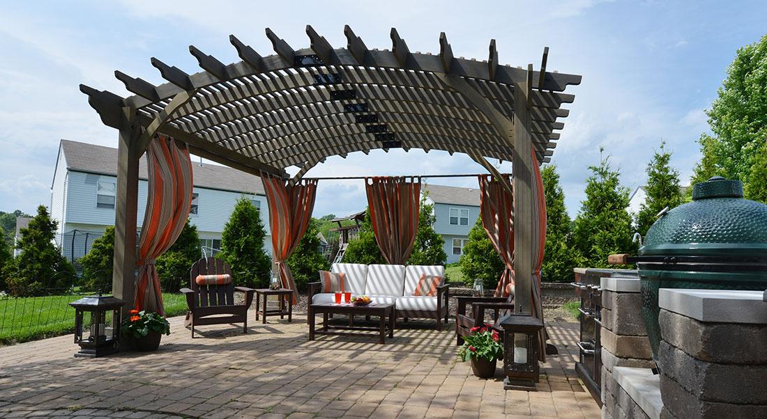 Outdoor Structures Pergolas Pergolas By Berlin Gardens