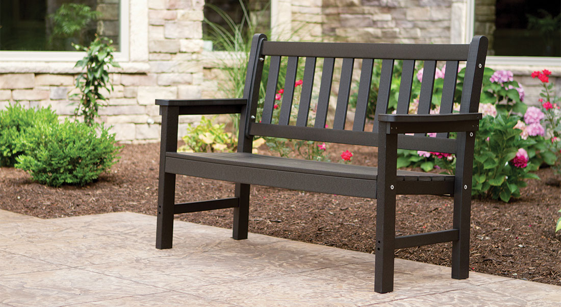 Poly Outdoor Picnic Tables Kauffman Lawn Furniture In Ohio