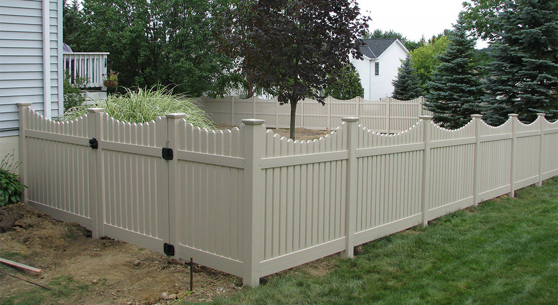 Mt. Hope Fence Color Options