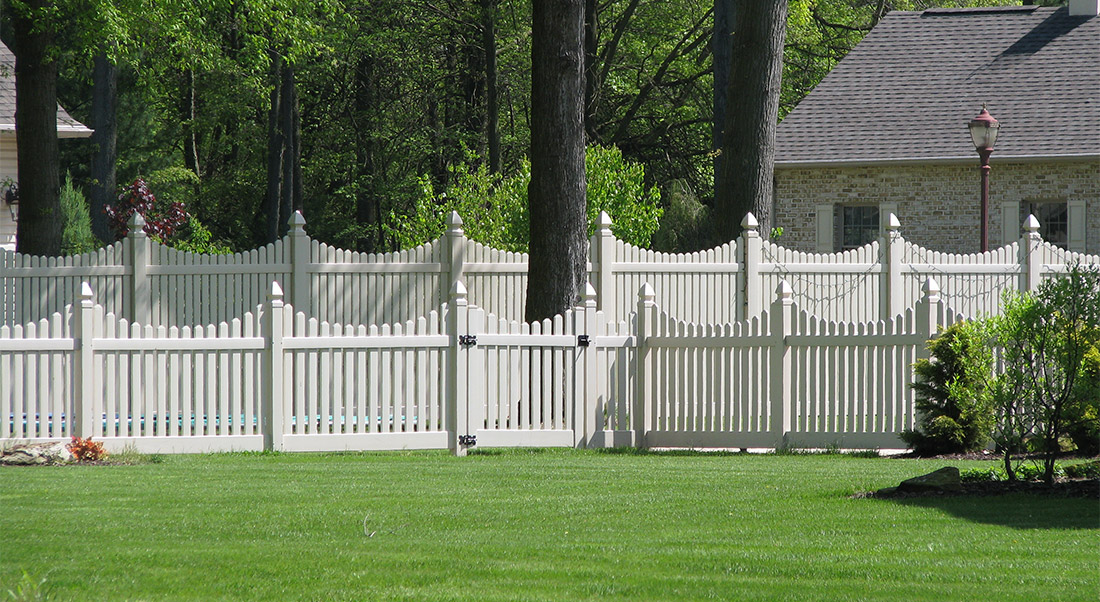outdoor structures vinyl fencing vinyl privacy fence kauffman