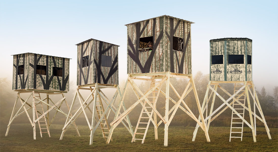 Oak Ridge Hunting Blinds