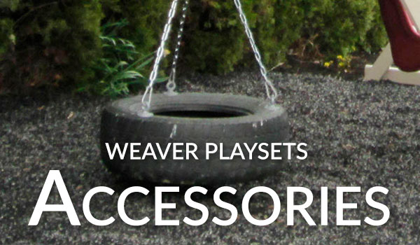 Weaver Paysets Accessoriess