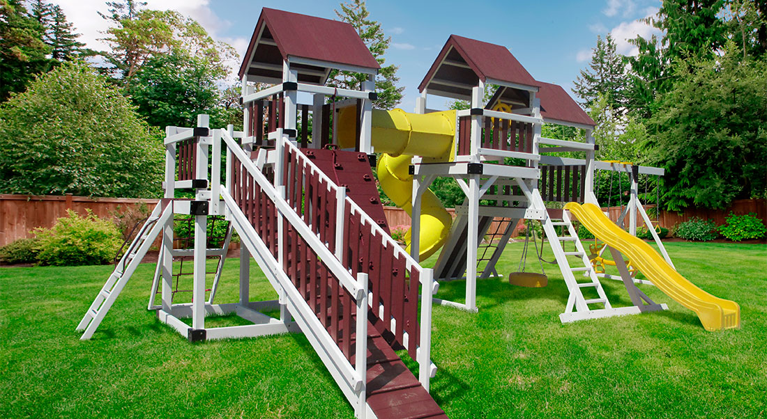 Premier Series by Weaver Playsets